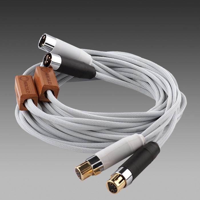 Hercules Analog Interconnect XLR Kenkraft Labs Best Audio Cables