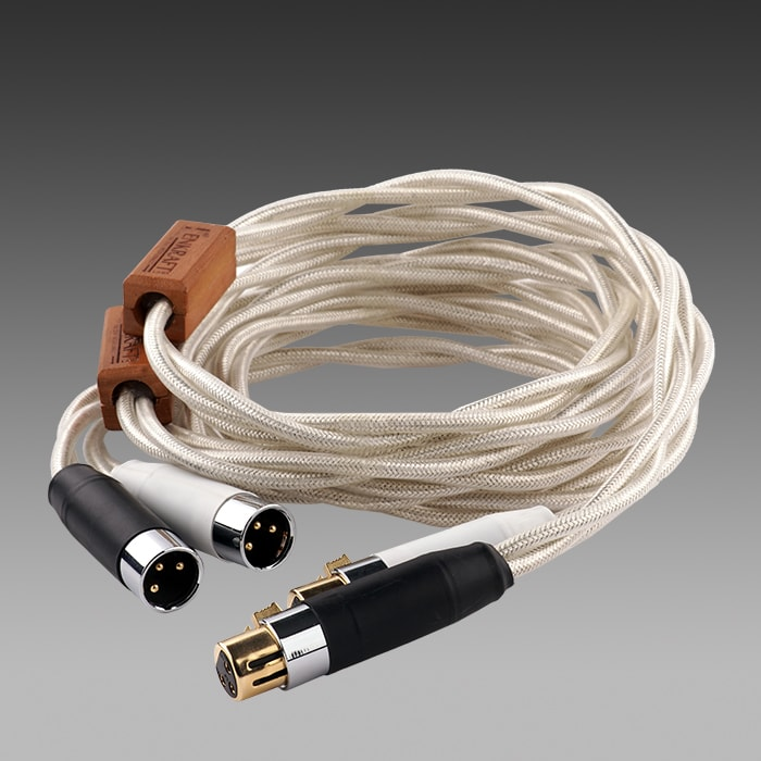 The Zeus Analog Interconnect XLR Kenkraft Labs Best Audio Cables