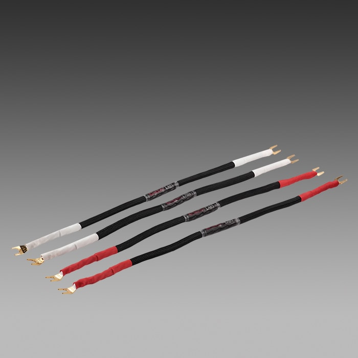 The Zeus Bi Wire Jumpers Kenkraft Labs Best Audio Cables
