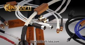 Kenkraft Labs | The Best Audio Cables in the World for Your High End System