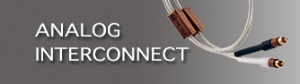 The Zeus Analog Interconnect RCA / XLR