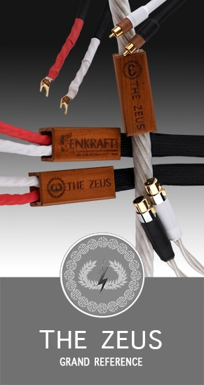 The Zeus Grand Reference Kenkraft Labs The Best Cables