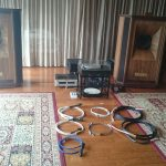 Kenkraft Labs Full Set Audio Reserach Tanoy Wesminster