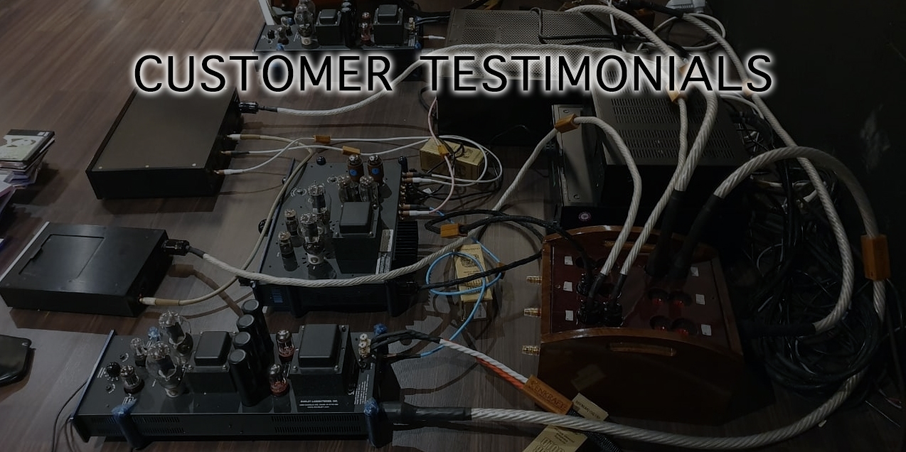 Kenkraft Labs Customer Testimonials