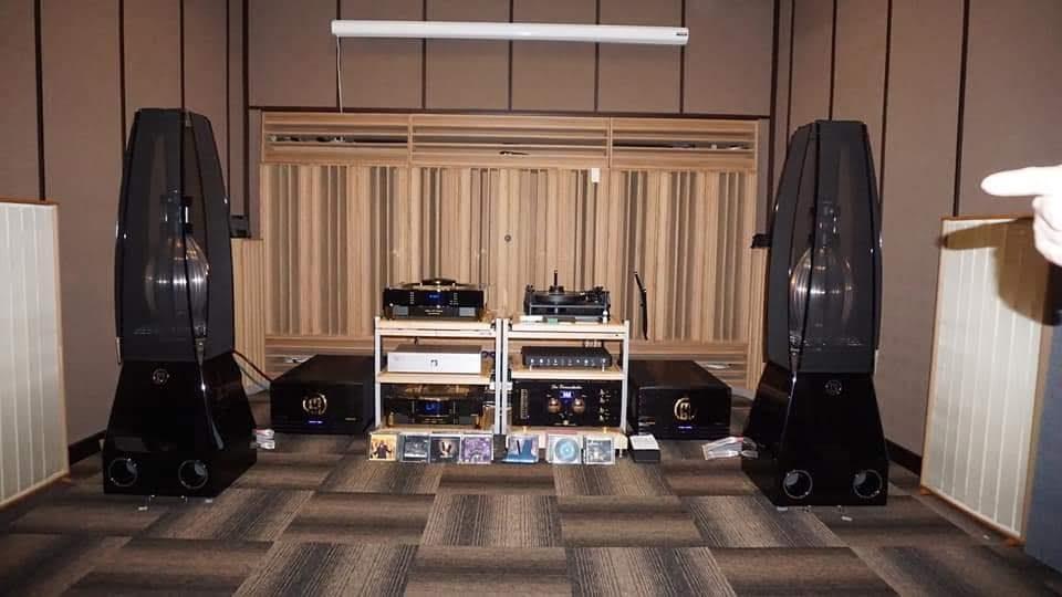 Apollo Power Cord Kenkraft Labs on MBL 9011